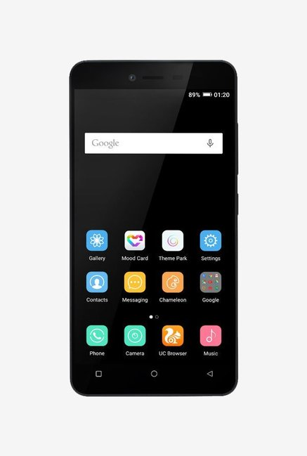 Gionee Pioneer P5L 16GB Gold Mobile