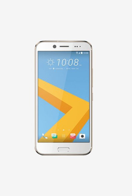 HTC Desire 10 Evo 32 GB (Sand Gold) 3 GB RAM, Single SIM 4G