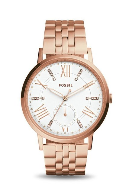 Fossil ES4246 Analogue Dial Women's Watch