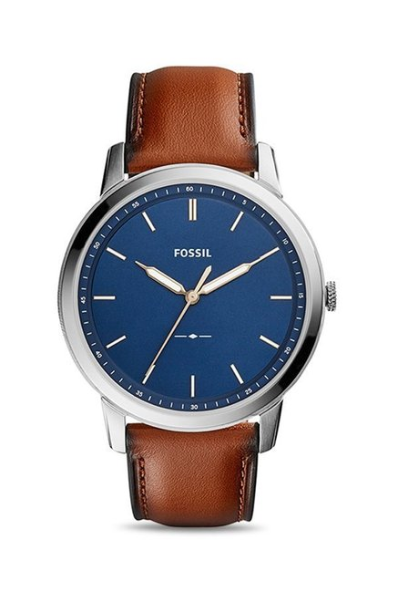 Buy Fossil Fs5304 The Minimalist Analog Watch For Men At Best Price