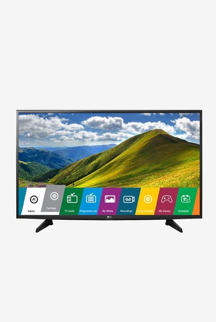 LG 108 cm  43 Inches  Full HD LED TV 43LJ523T  Black
