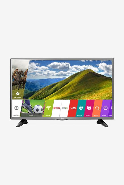 LG 32LJ573D Smart LED TV - 32 Inch, HD Ready (LG 32LJ573D)