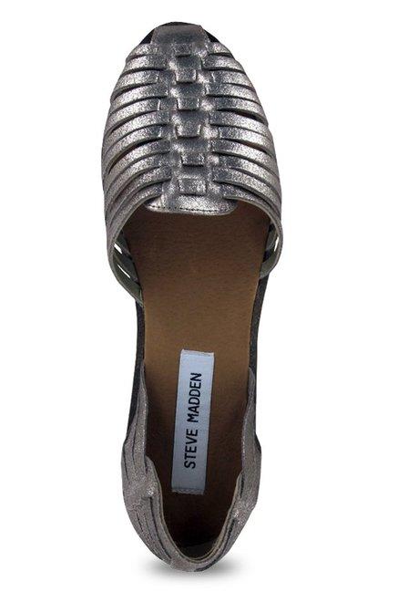 f868d58f9077a Buy Steve Madden Hillarie Antique Gold Huarache Sandals for Women at ...