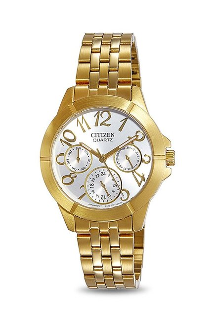 Citizen ED8102-56A Analog Watch for Women image