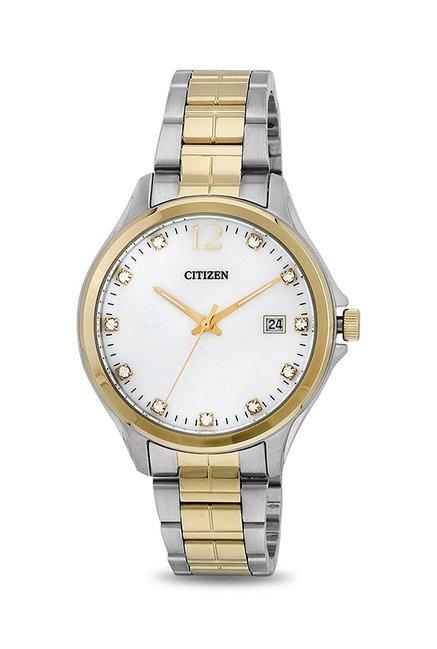 Citizen EV0054-54D Analog Watch for Women image