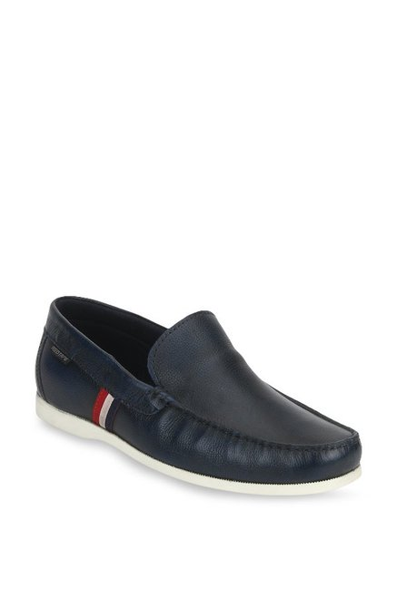 Red Tape Navy Casual Loafers