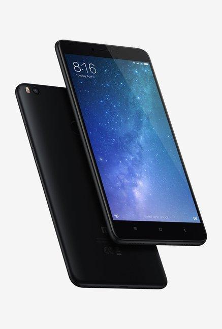 עדכון מעודכן Buy Xiaomi Mi Max 2 64GB (Black) Online At Best Price @ Tata CLiQ JV-31