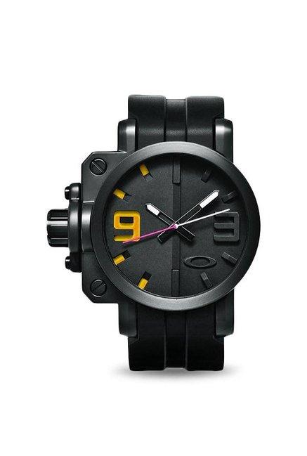 Oakley 10-040 Gearbox Analog Watch for Men