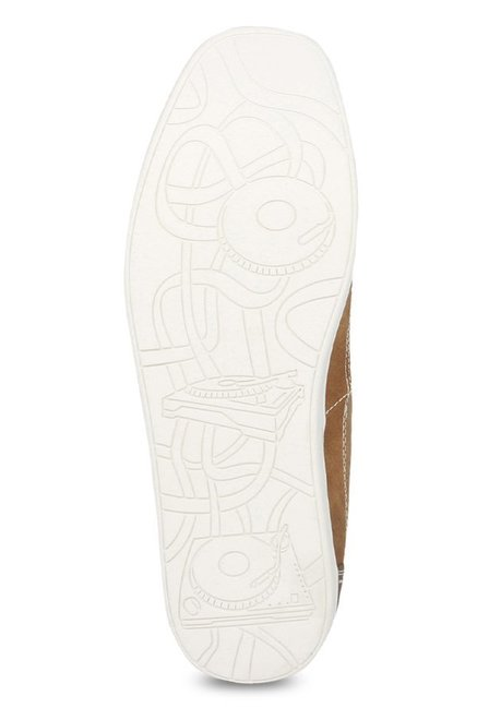 Steve Madden Foleeo Tan Casual Shoes