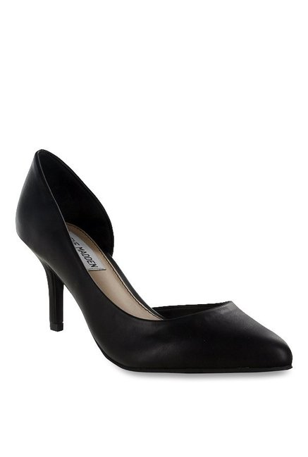 footlocker finishline online Steve Madden Eluvite Black Stilettos cheap sale choice free shipping sale online sale for nice factory outlet for sale HmFcos59q