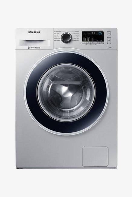Samsung WW70J4263JS/TL 7Kg Fully Auto Washing Machine Silver