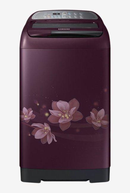 Samsung WA65M4020HP/TL 6.5Kg Washing Machine (Magnolia Plum)