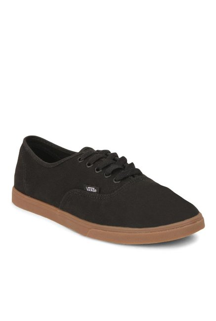 cbd1b26050a6 Buy Vans Authentic Lo Pro Black Sneakers for Women at Best Price   Tata CLiQ