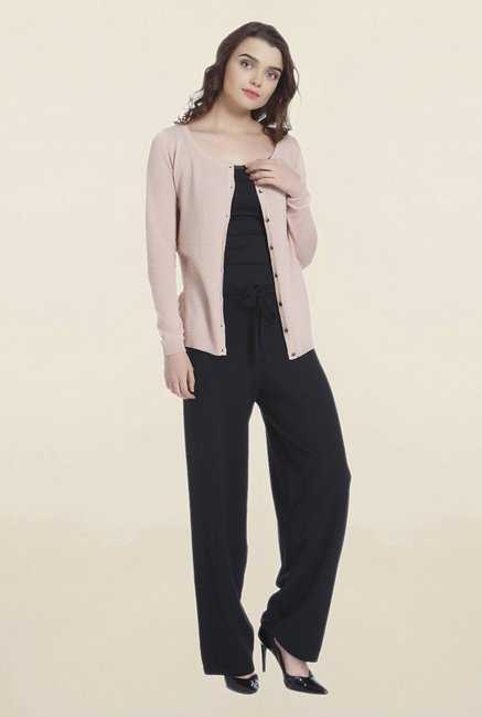 Vero Moda Peach Cotton Sweater