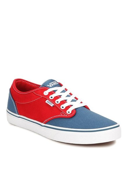 c4b11f62c3b Buy Vans Active Atwood Blue   Red Sneakers for Men at Best Price ...
