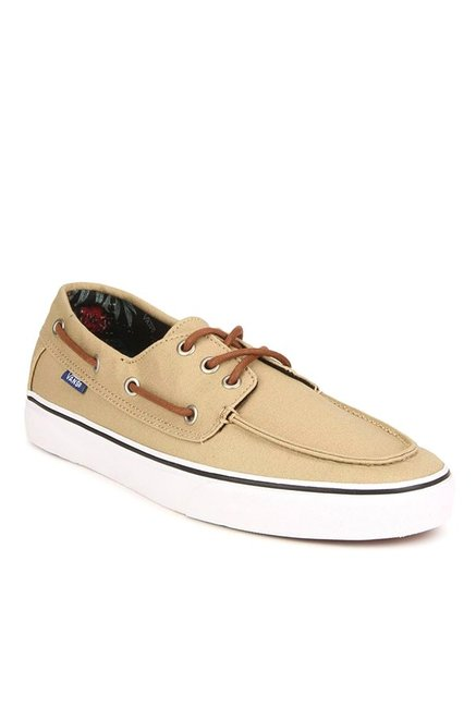 113f204179 Buy Vans Surf Chauffeur SF Desert Aloha Boat Shoes for Men at Best Price    Tata CLiQ