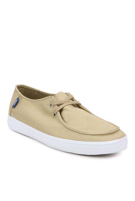 12bb5b2411 Buy Vans Surf Rata Vulc SF Beige Casual Shoes for Men at Best Price   Tata  CLiQ