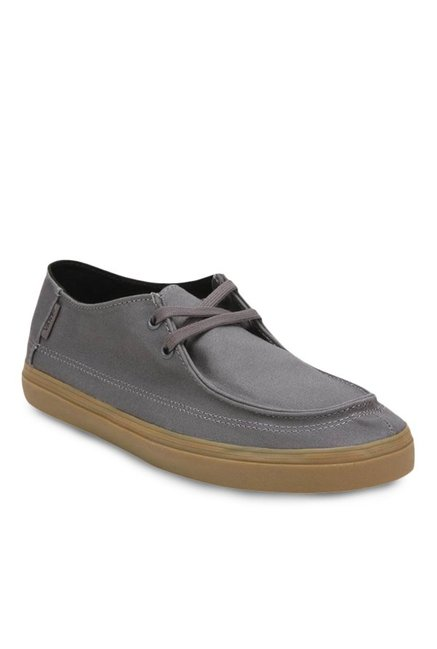 3540f5328a054c Buy Vans Surf Rata Vulc SF Grey   Gum Casual Shoes for Men at Best Price    Tata CLiQ