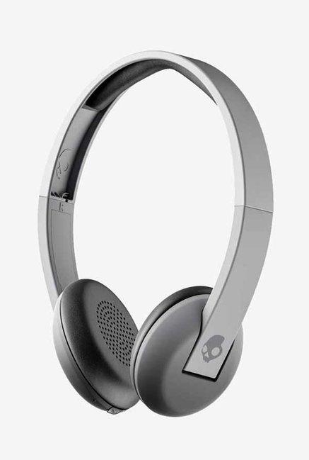Skullcandy Uproar S5URWK609 Bluetooth Headphone  Grey