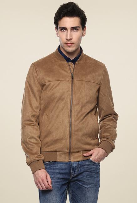 wholesale price new list discount Buy celio* Brown Regular Fit Jacket for Men Online @ Tata CLiQ