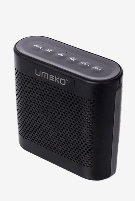 Umeko Austin Bluetooth Speaker (Carbon Black)