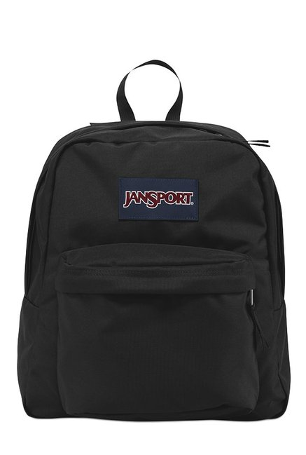 JanSport Spring Break Black Backpack