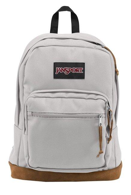 JanSport Right Pack Rabbit Grey Rabbit Unisex Backpack