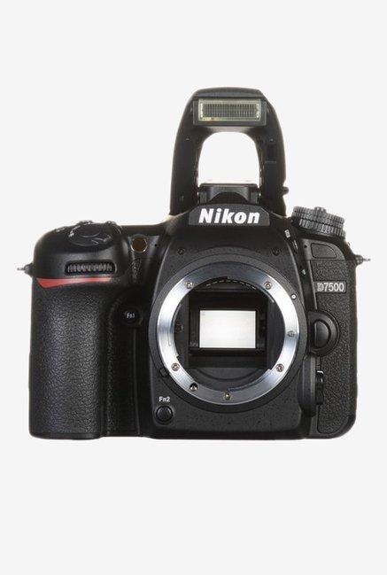 Nikon D7500 DSLR Camera  Body Only  Black