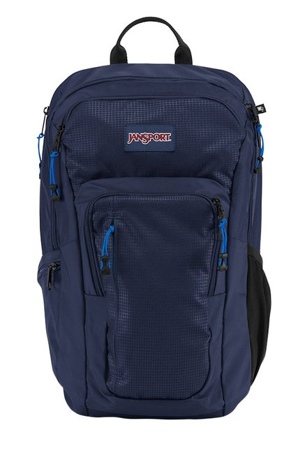 JanSport Recruit Navy Unisex Laptop Backpack