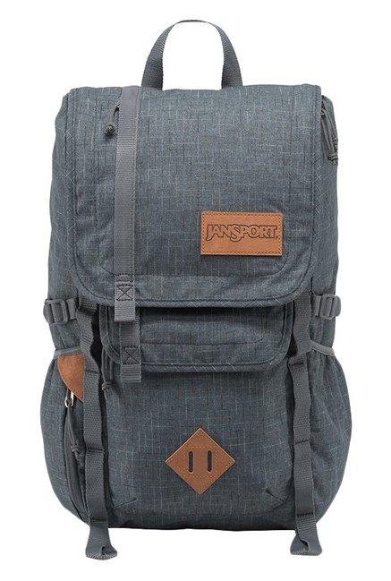 JanSport Hatchet Spec Ed Grey Checkered Unisex Backpack