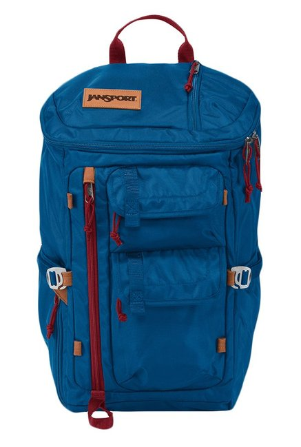 JanSport Watchtower Midnight Blue Unisex Laptop Backpack