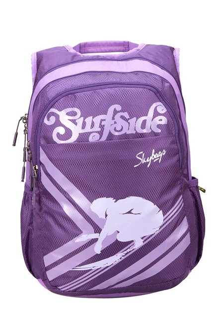 Skybags Footloose 30 Ltr Purple Medium Laptop Backpack