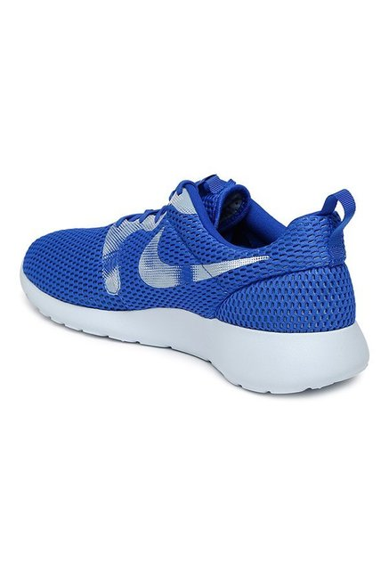 new styles 764d8 16fb6 Buy Nike Roshe One Hyp BR GPX Blue & Silver Running Shoes ...