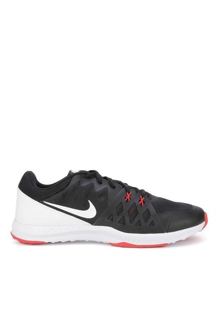 c74b10e424f69 Buy Nike Air Epic Speed TR II Black   White Training Shoes for Men at ...