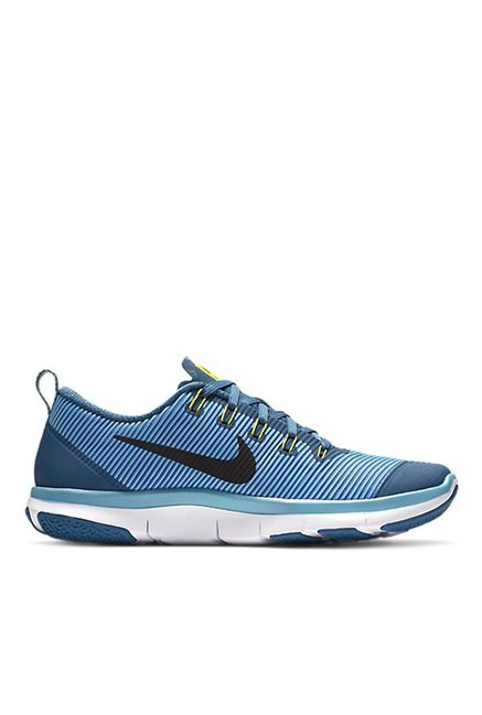 4eac0639d67d Buy Nike Free Train Versatility Blue Training Shoes for Men at Best Price    Tata CLiQ