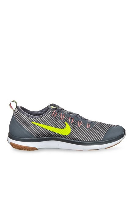 f53985ee5c7e Buy Nike Free Train Versatility Grey Training Shoes for Men at Best Price    Tata CLiQ