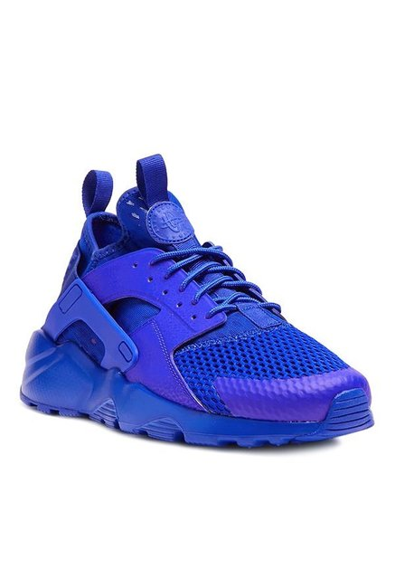 cdbea219b6 Buy Nike Air Huarache Run Ultra BR Royal Blue Running Shoes for Men at Best  Price @ Tata CLiQ