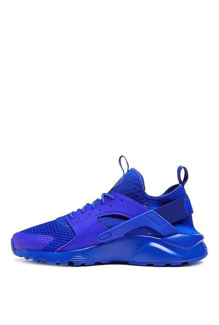 7019bf38b4 Buy Nike Air Huarache Run Ultra BR Royal Blue Running Shoes for Men ...
