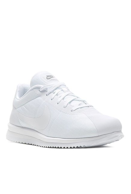 82d46bc0f8d9 Buy Nike Cortez Ultra White Running Shoes for Men at Best Price   Tata CLiQ
