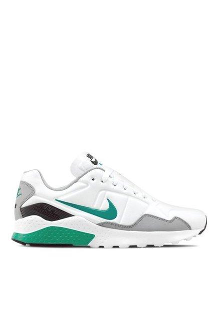 Nike Air Zoom Pegasus 92 White & Grey Running Shoes