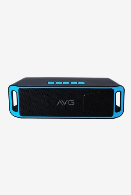 AVG F5 10 W Bluetooth Speaker (Blue)