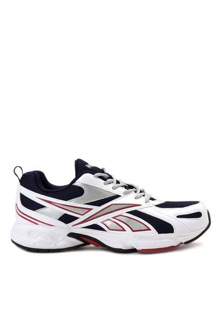 Buy Reebok Acciomax LII White \u0026 Navy