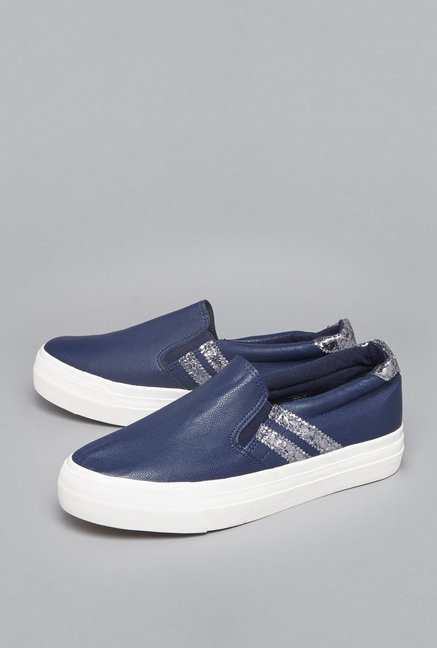 abfb6d8a815 Buy LUNA BLU by Westside Navy Plimsolls For Men Online At Tata CLiQ