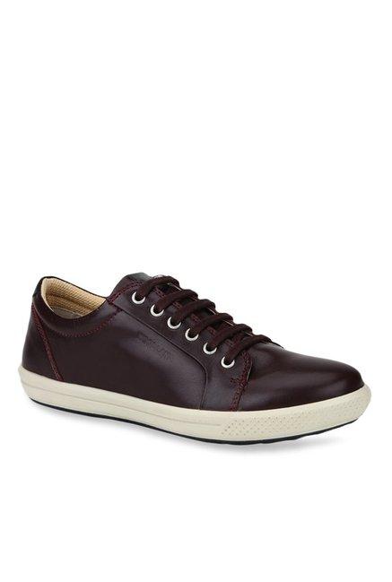 e44f6e60b3 Buy Woodland Plum   White Sneakers for Women at Best Price   Tata CLiQ