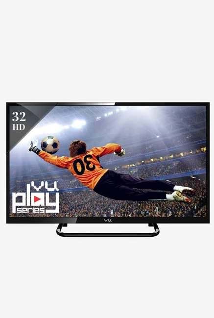 VU 32S7545 80 cm  32 inches  HD Ready Smart LED TV  Black