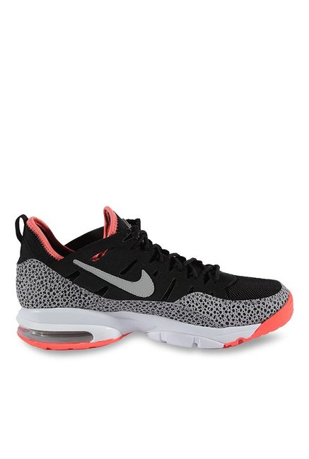9f05d0440f Buy Nike Air Trainer Max 94 Black & Grey Running Shoes for Men at Best Price  @ Tata CLiQ