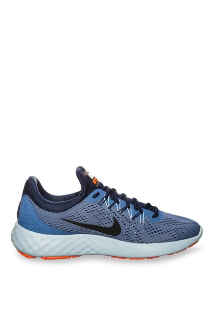 d218331dd9a Buy Nike Lunar Skyelux Blue Running Shoes for Men at Best Price ...