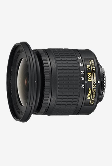 Nikon AF-P DX NIKKOR 10 - 20 mm Lens (Black)