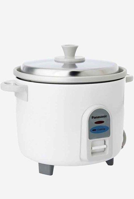 Panasonic SR WA 18 1.8L Electric Rice Cooker (White)