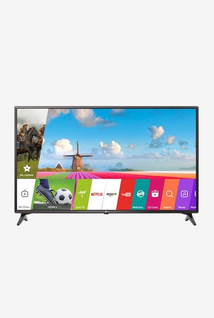 LG 43LJ554T Smart LED TV - 43 Inch, Full HD (LG 43LJ554T)